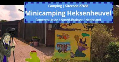 Mini Camping Heksenheuvel