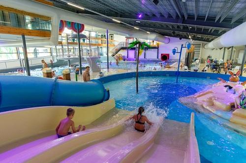 Campings met binnenzwembad