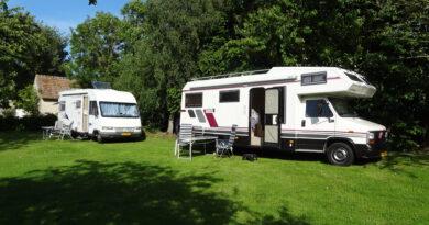 Aantal camperlocaties in Nederland groeit fors in 2020.