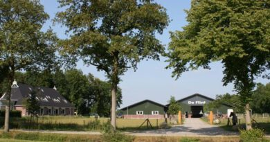 Fochteloo krijgt grote nieuwe camper locatie.