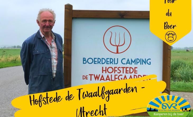 Boerderijcamping Hofstede de Twaalfgaarden.