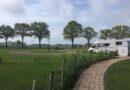 Nieuwe camper locatie Leveroy.