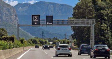 Frankrijk voert nieuw verkeersbord in.