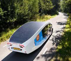 TU Eindhoven brengt camper van de toekomst.
