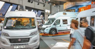 Caravan Salon Düsseldorf trok 185.000 bezoekers.