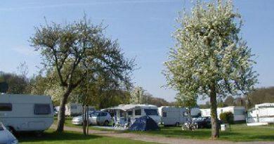 Camperplaats Den Dries tijdelijk gesloten.